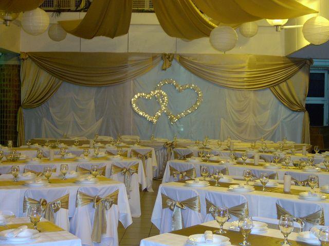 Esküvői dekoráció debrecen