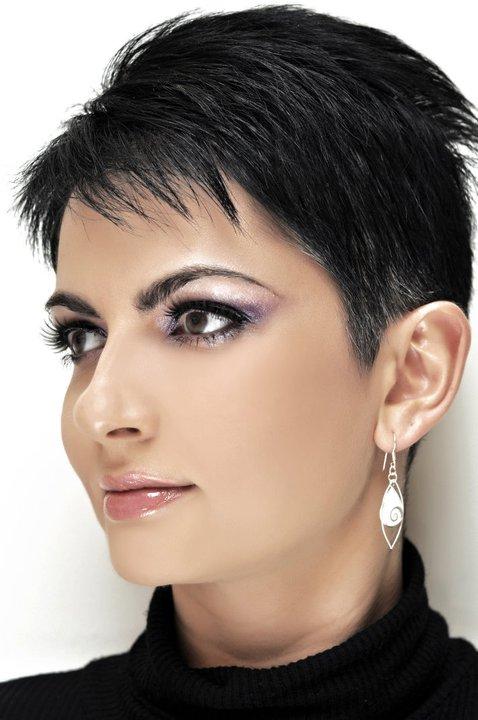 Modele Flokesh Per Mbremje Beauty Kamistad Celebrity Pictures